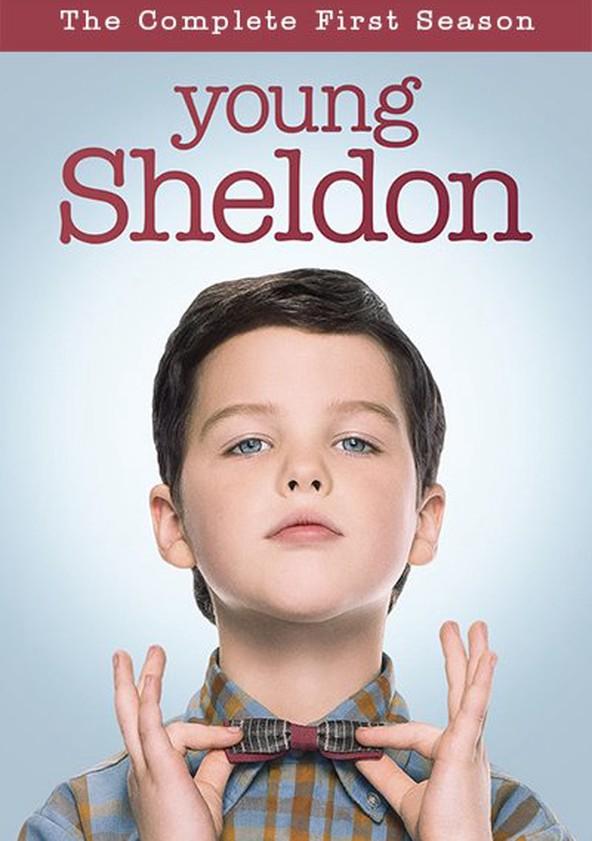Young Sheldon Season 1 poster