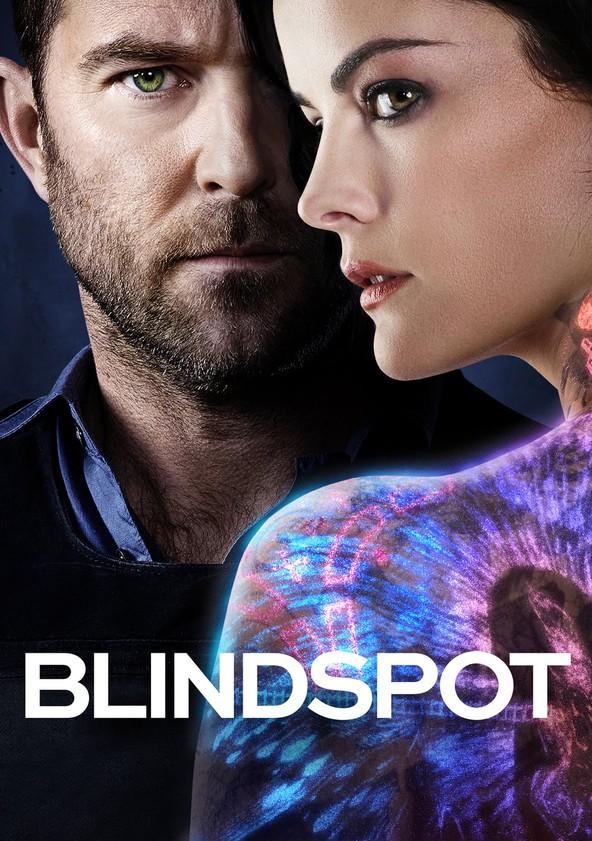 Blindspot: Mapa zbrodni poster