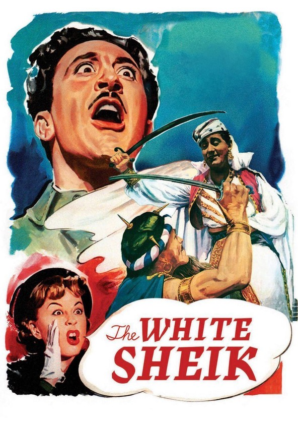 O Sheik Branco poster