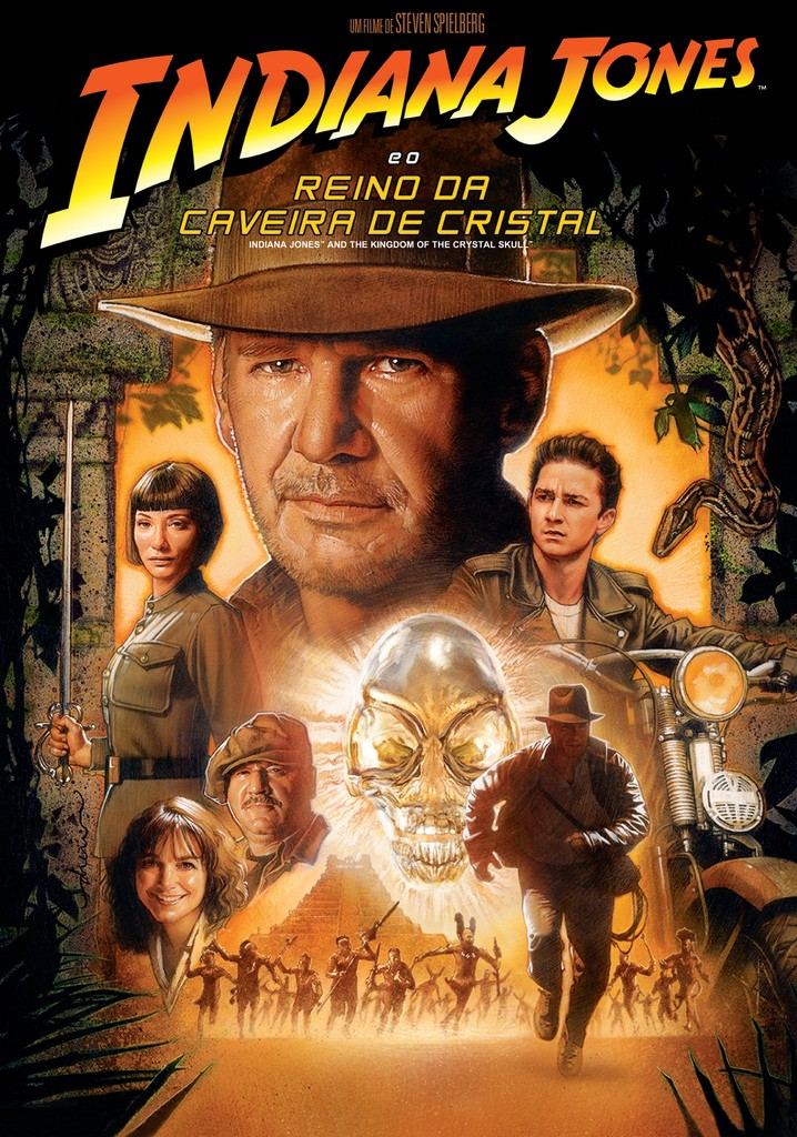 Indiana Jones e o Reino da Caveira de Cristal