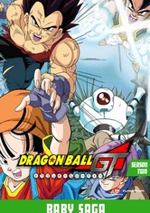 Dragon Ball GT Baby Saga