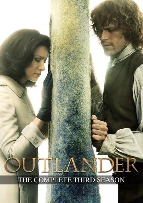 Outlander Book Three poster