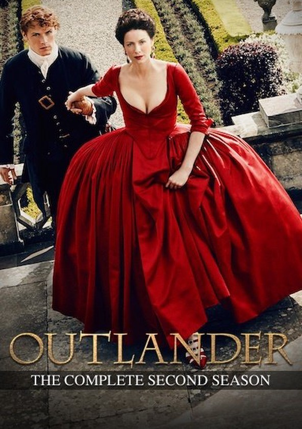 Outlander Book Two poster