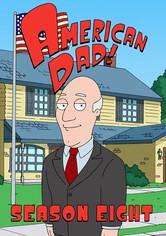 American Dad! Kausi 8