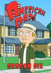 American Dad! Kausi 6
