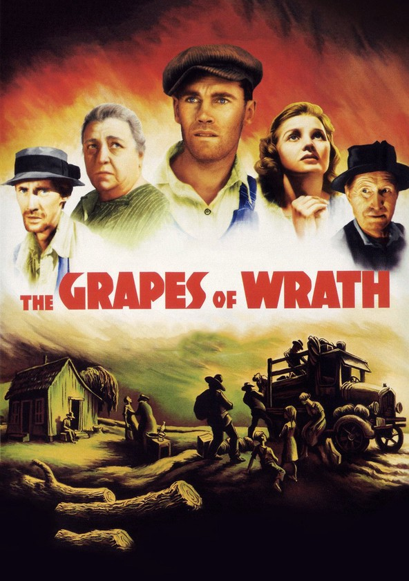 a review of john fords film the grapes of wrath
