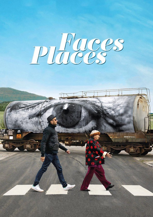 Faces Places poster