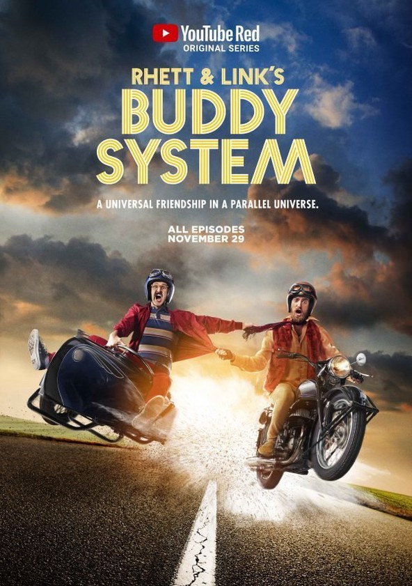 rhett and link buddy system season 2 free