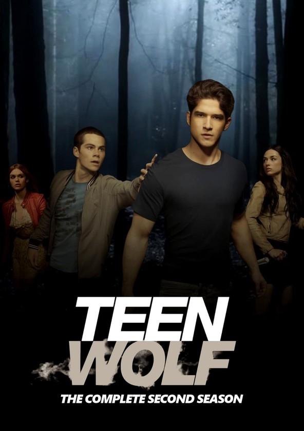 Teen Wolf Temporada 2 poster