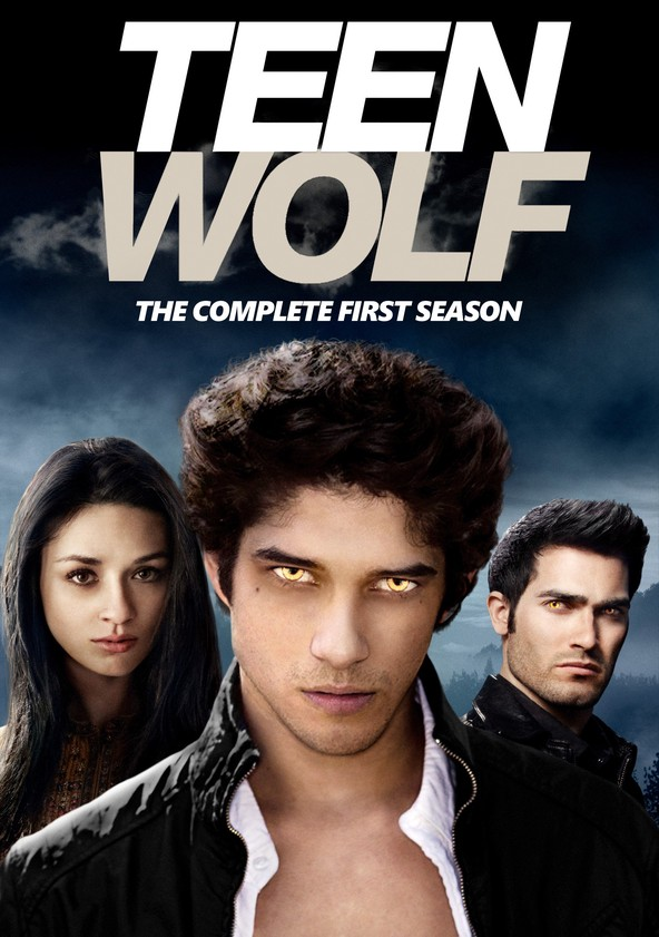 Teen Wolf Temporada 1 poster