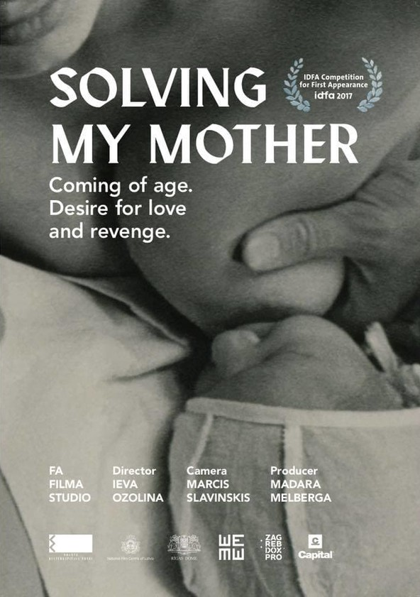 Solving My Mother poster