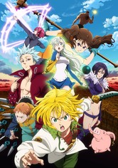 The Seven Deadly Sins Staffel 3