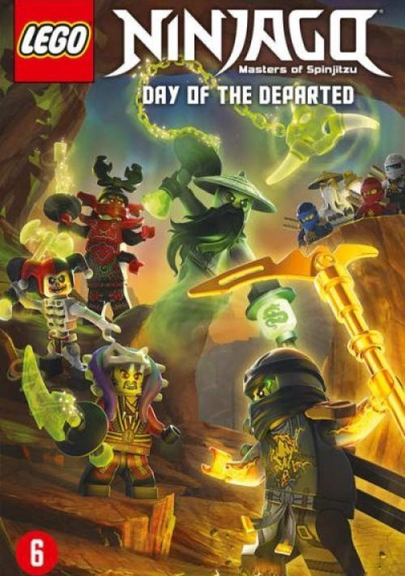 Ninjago: Masters of Spinjitzu - Day of the Departed