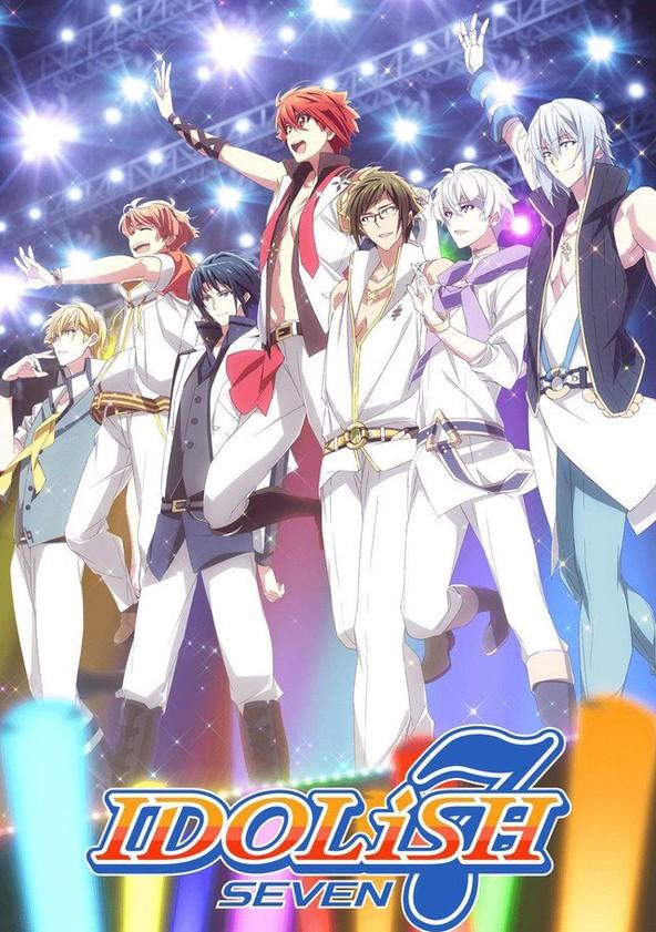 アイドリッシュセブン Season 1 poster