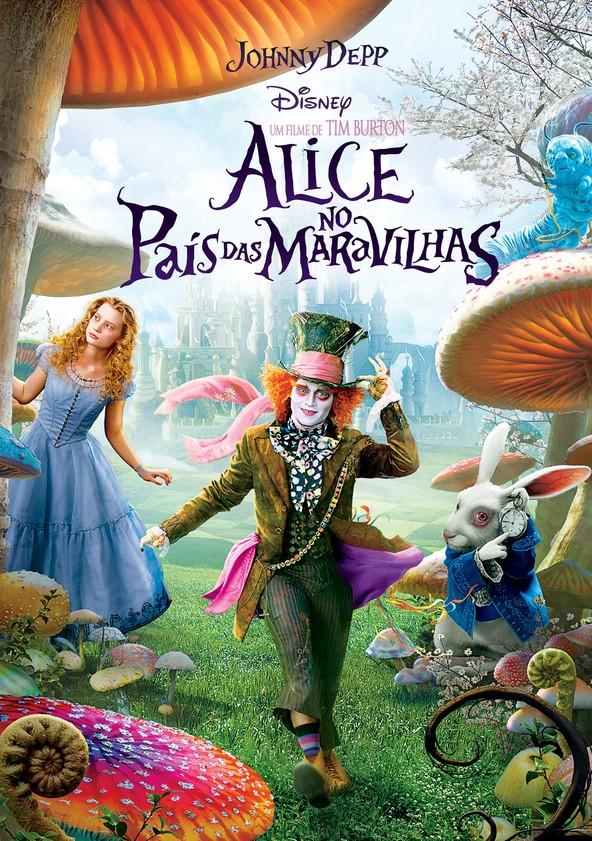Alice no País das Maravilhas poster