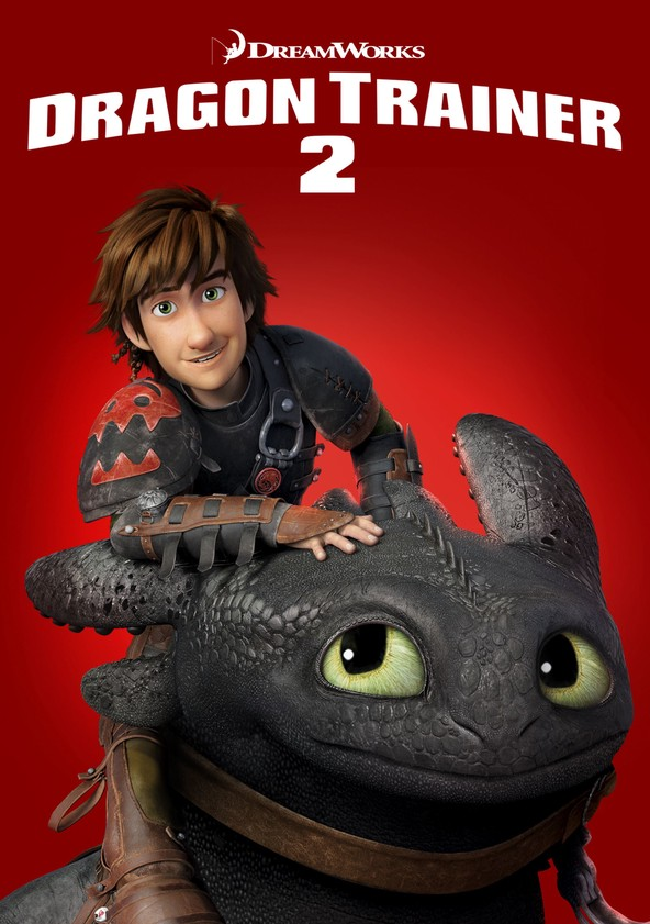 Dragon Trainer 2 poster