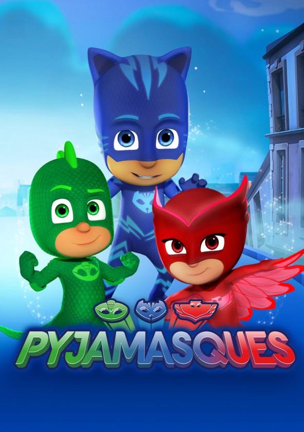 Pyjamasques poster