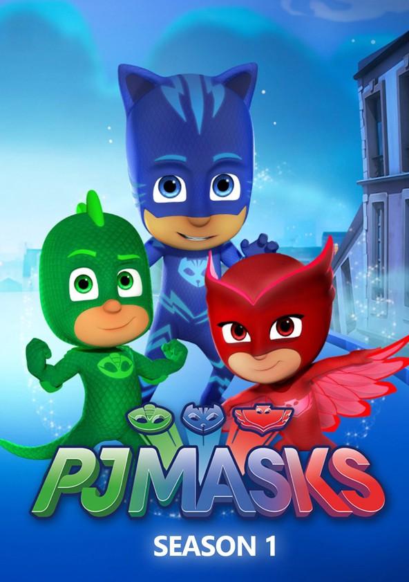PJ Masks Season 1 poster