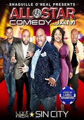 Shaquille O'Neal Presents: All Star Comedy Jam: Live From Sin City