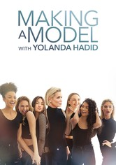 Making a Model With Yolanda Hadid
