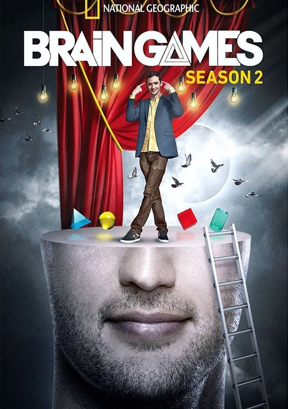 Brain Games Season 2 poster