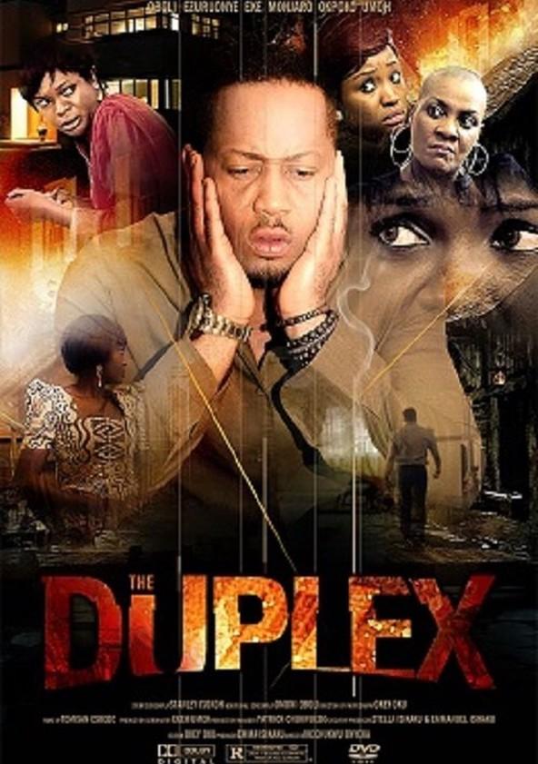 The Duplex poster