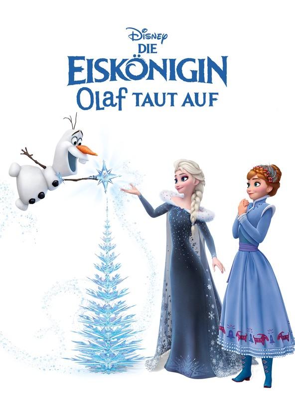 Die Eiskönigin - Olaf taut auf poster