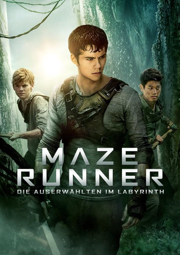 Maze Runner - Die Auserwählten im Labyrinth poster
