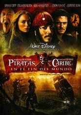 Piratas del Caribe. En el fin del mundo