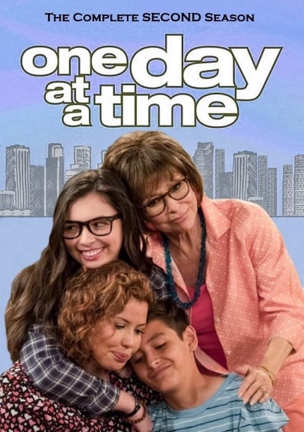 One Day at a Time (2017): Season 2 movie poster
