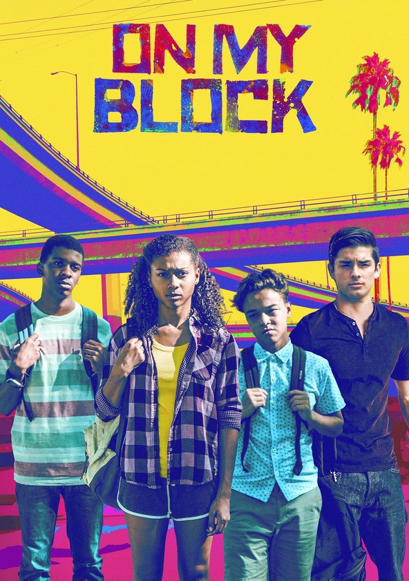On My Block poster