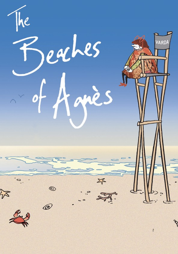 The Beaches of Agnès poster