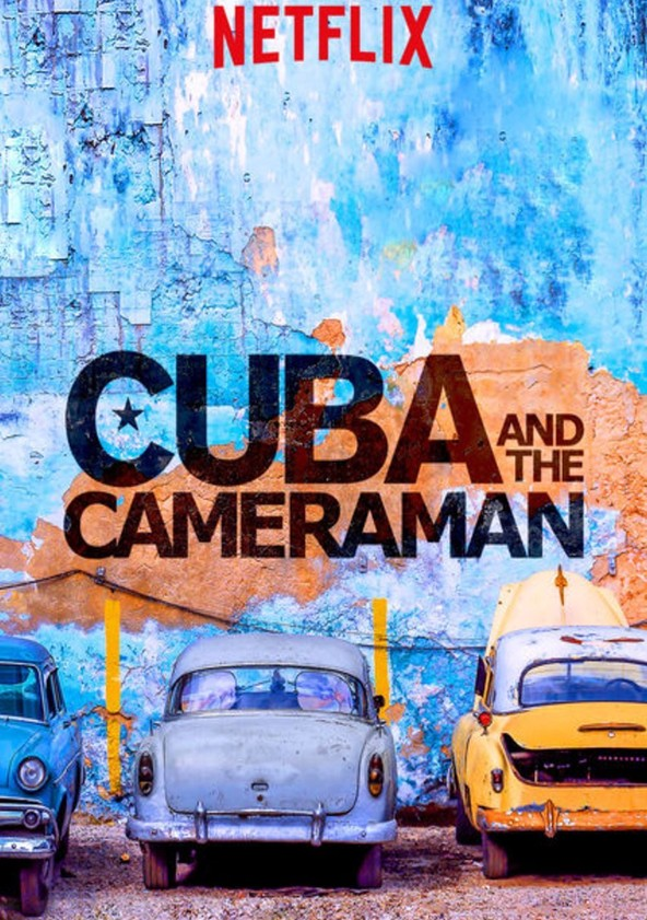 Cuba and the Cameraman poster
