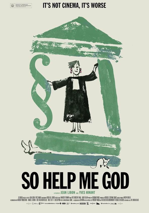 So Help Me God poster