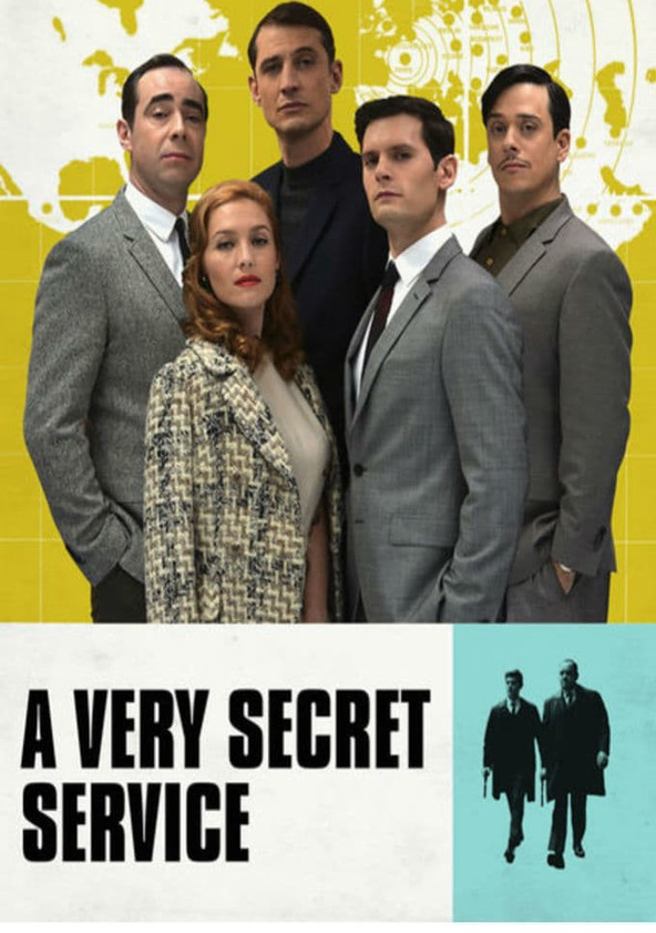 A Very Secret Service poster