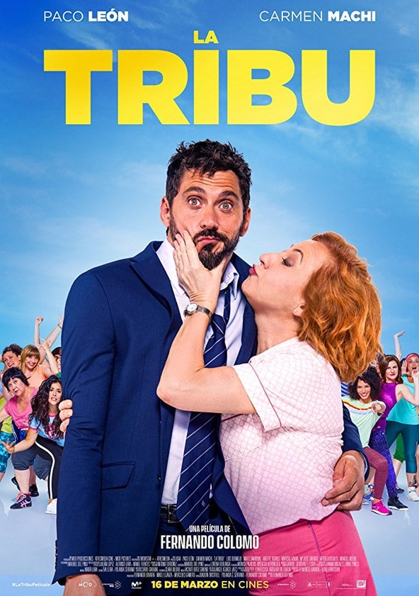 La tribu poster