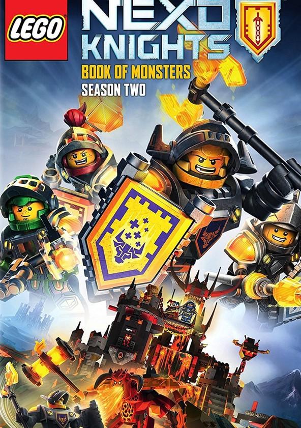 LEGO Nexo Knights Season 2 poster