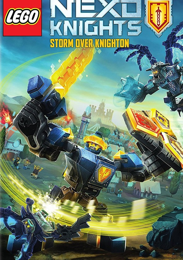 LEGO Nexo Knights Season 3 poster