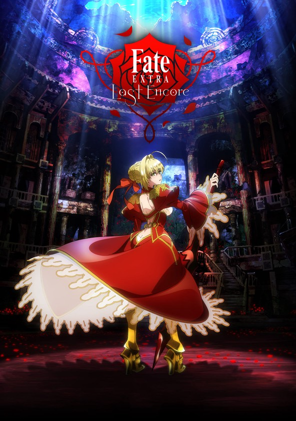 Fate/EXTRA Last Encore - streaming tv series online