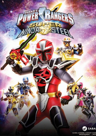 Temporada 25: Super Ninja Steel