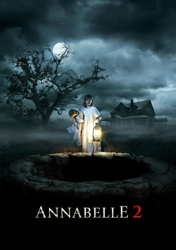 Annabelle 2 poster