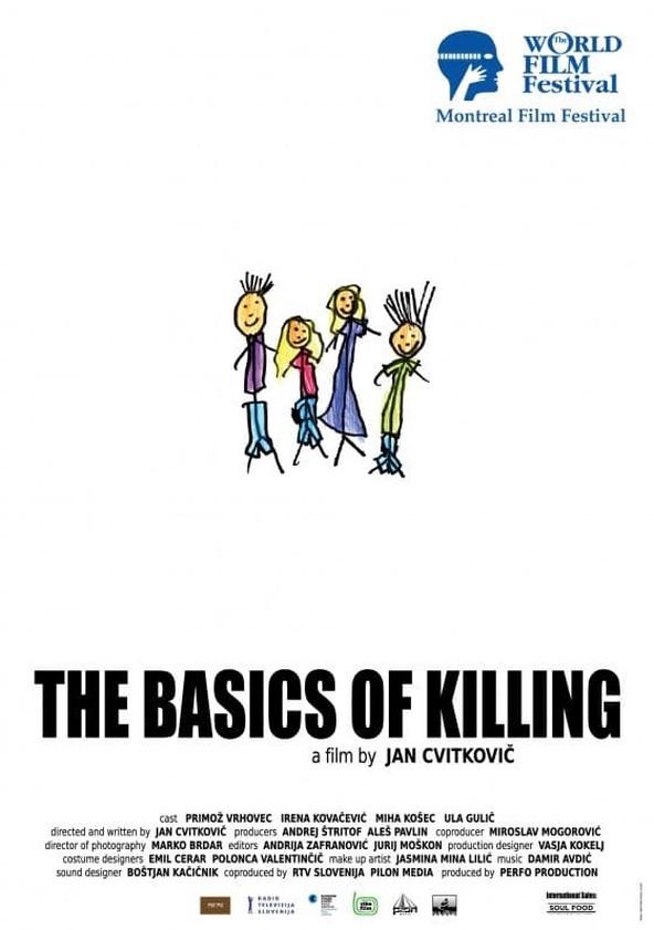 The Basics of Killing poster
