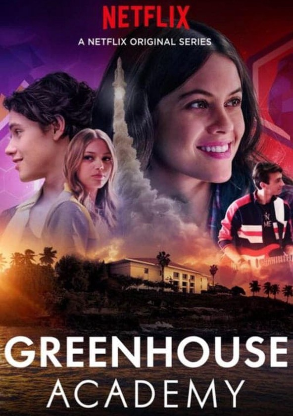Greenhouse Academy Season 2 poster