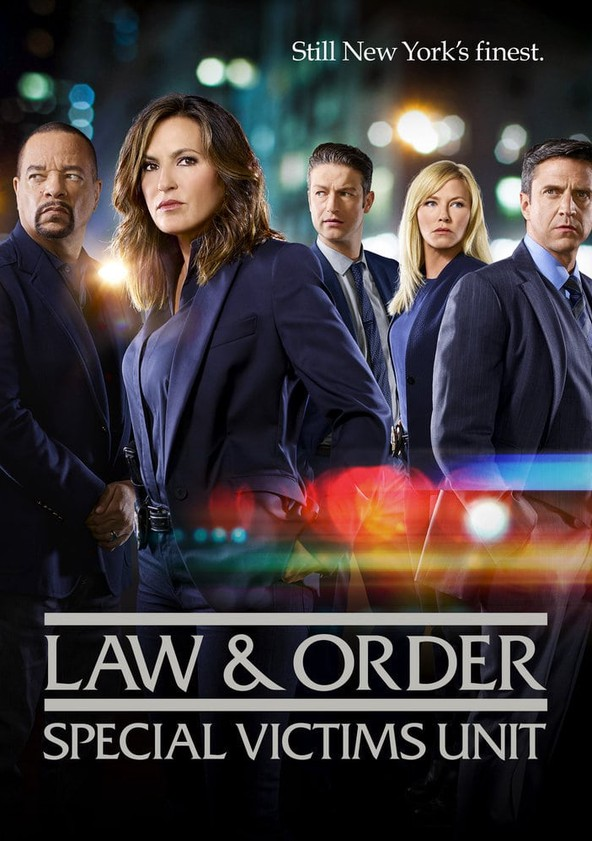 Law & Order: Special Victims Unit Season 19 poster