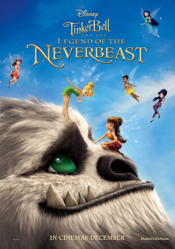 Tinker Bell And The Legend Of The Never Beast