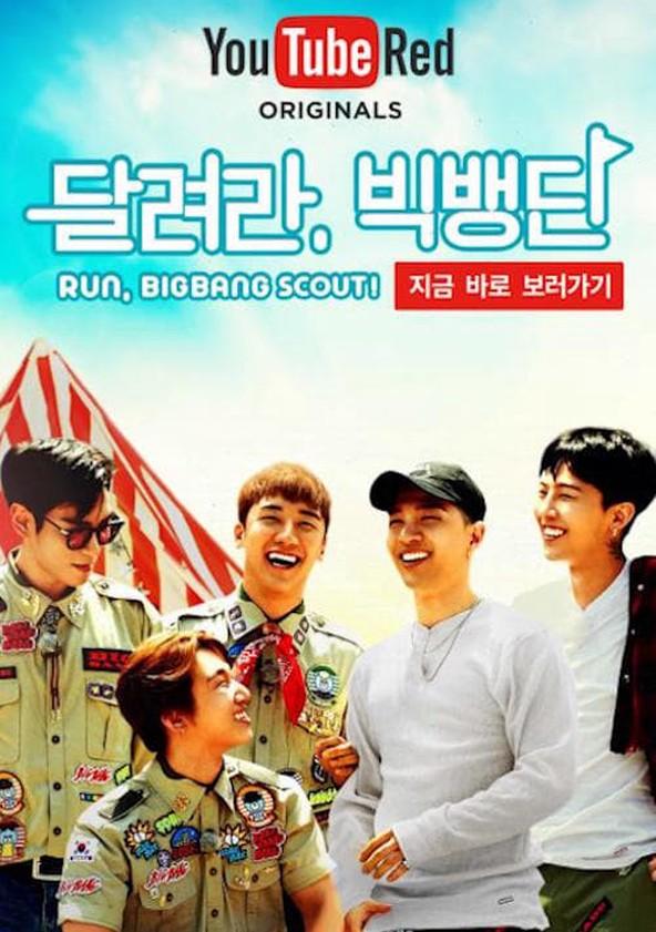 Run, BIGBANG Scout!