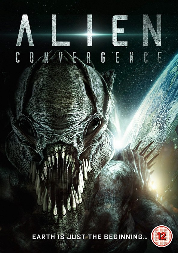 Alien Convergence - Battle in the Sky poster