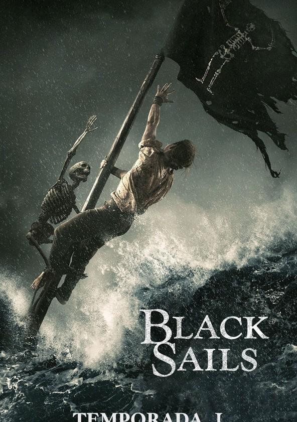 Velas Negras 1.ª Temporada poster