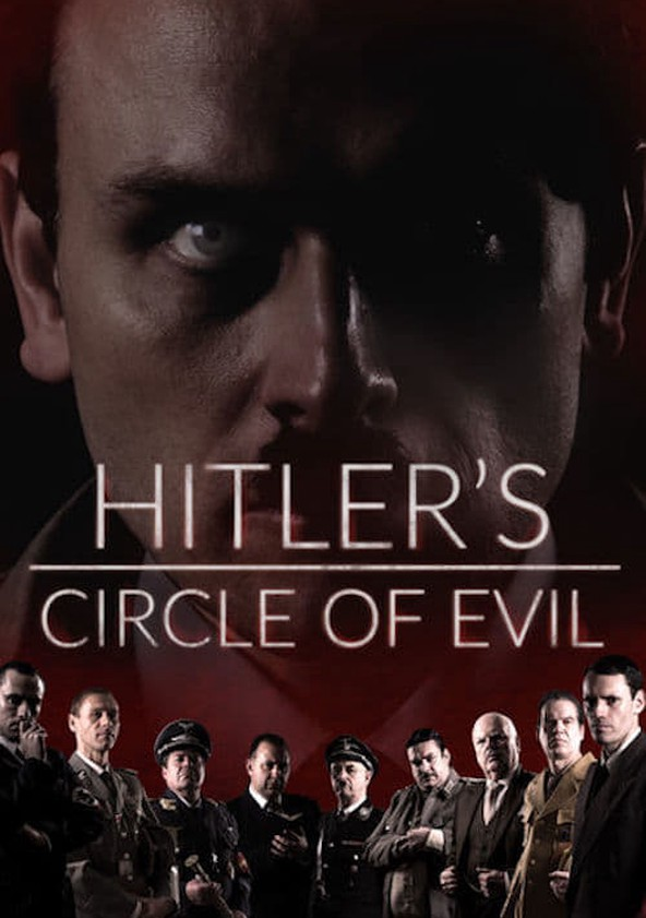 Hitler's Circle of Evil poster
