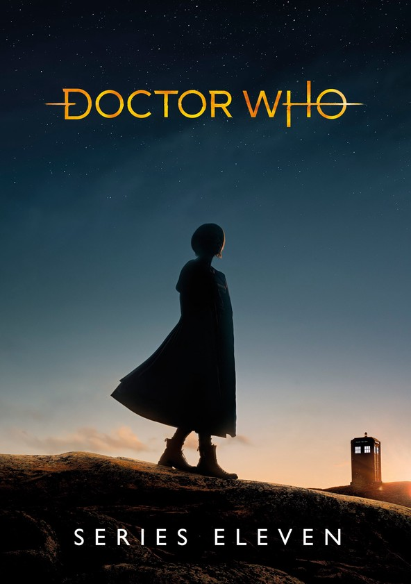 Doctor Who Series 11 poster